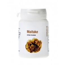 Myconutri Maitake - daivainās čemurenes sēnes (Grifola Frondosa) micēlijs un ekstrakts, 60 kaps.
