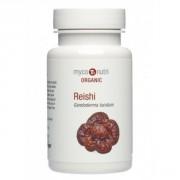 Myconutri Reishi Organic - reiši sēnes (Ganoderma Lucidum) ekstrakts, 60 kaps.